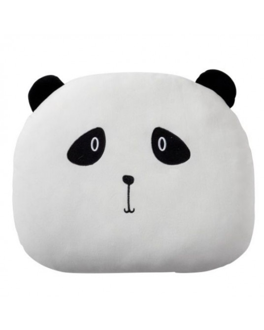 Panda Head Pillow