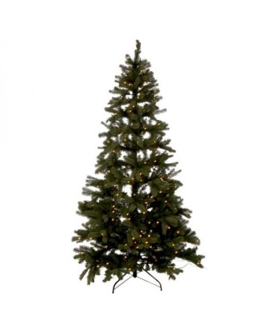Árvore Natal Verde H225 cm