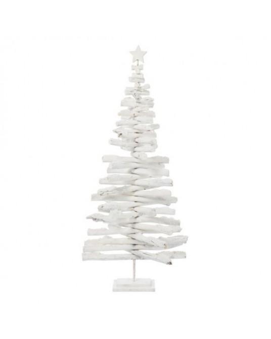 Árvore Natal Ramos Brancos H145 cm