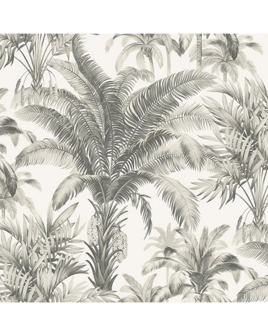 Papel de Parede Charleston Palms