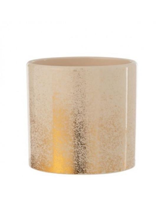 Vase Gold Dust