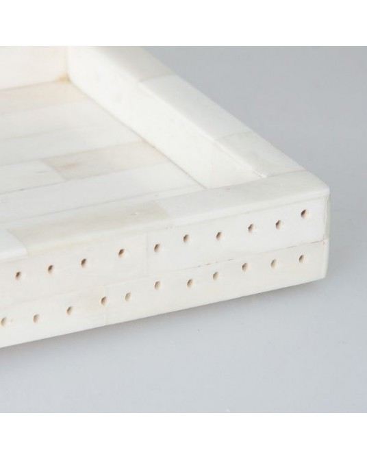 Tray Bone Ori White