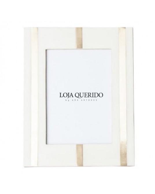 Moldura Osso Goldray 10x15cm