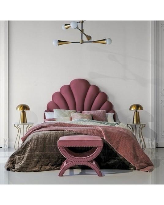 Bench Ossera Pink Velvet