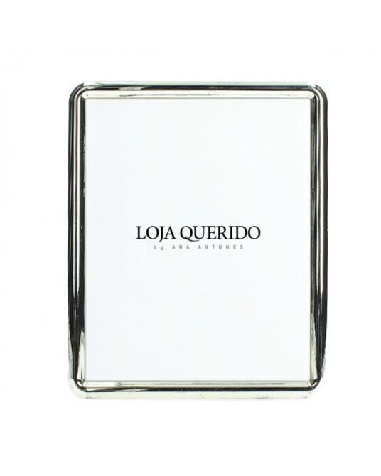 Frame Sleek Silver 25x25 cm