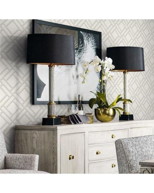 Wallpaper Block Trellis