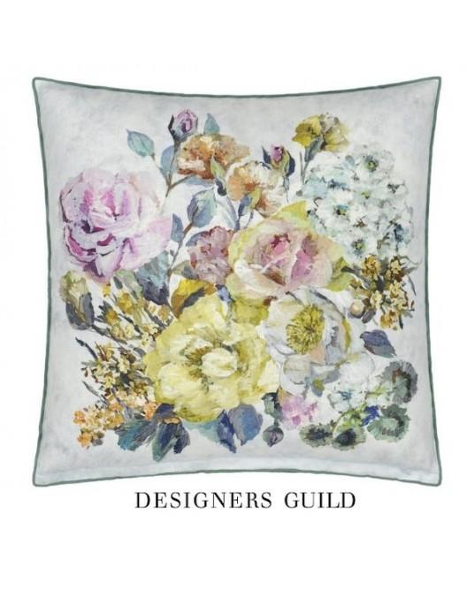 Pillow Grandiflora Rose Dusk