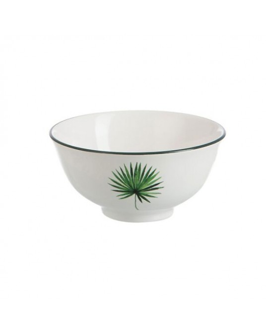 Bowl Palm Leaf