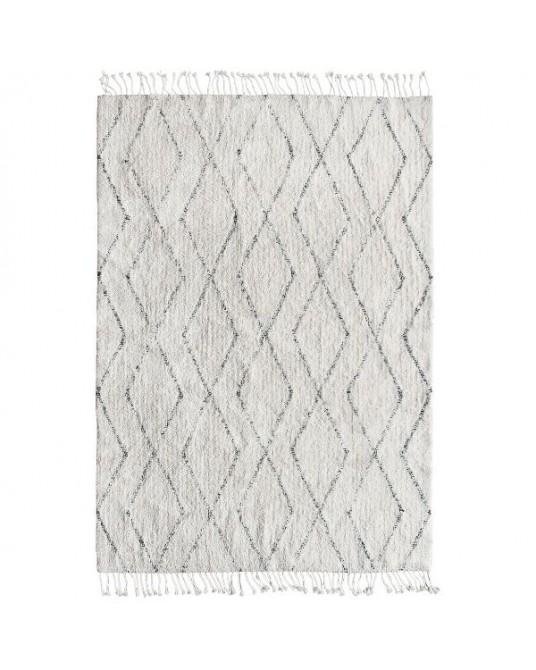 Cotton Berber Rug 140x200 cm