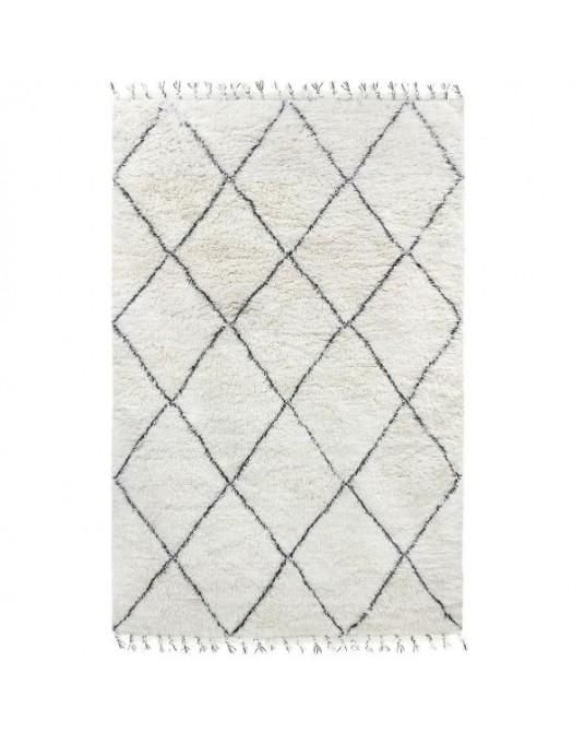 Woolen Berber Rug 180x280 cm