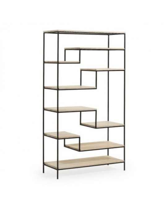 Bookcase Pike Black