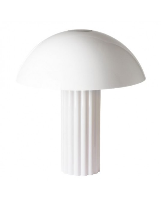Cupola White Lamp