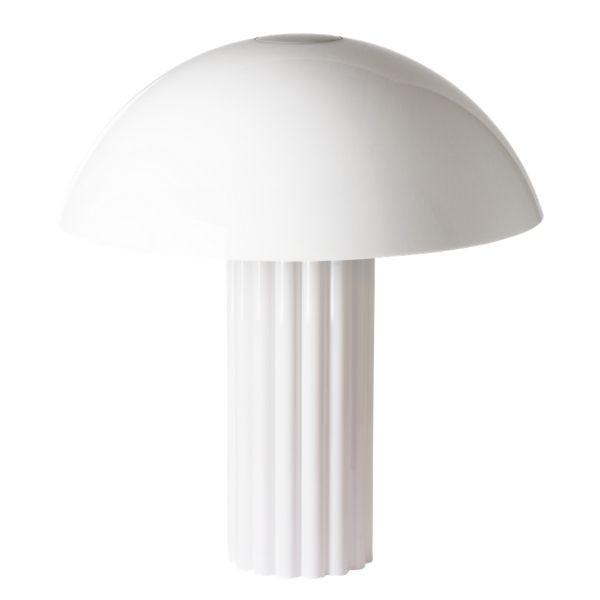 Candeeiro Cupola White