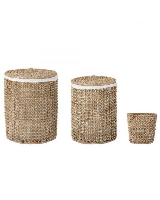 Set 3 Laundry Baskets