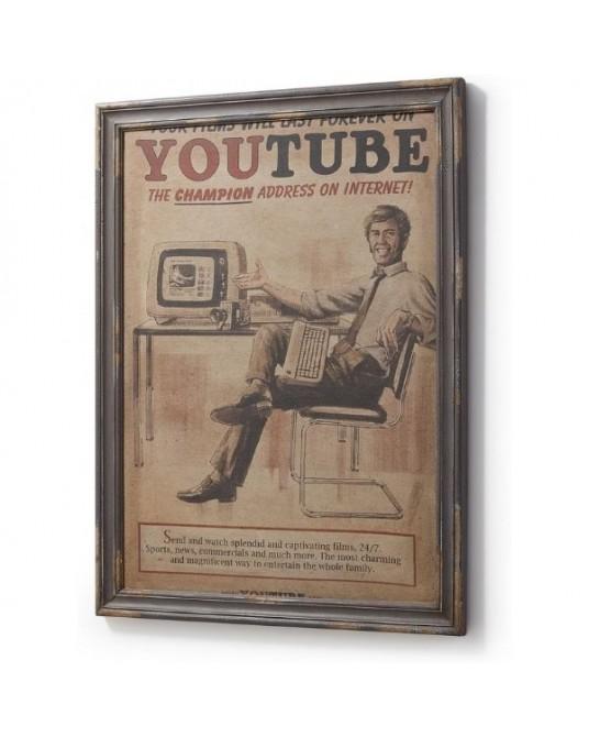 Quadro Lilou Youtube