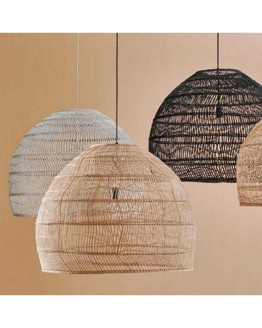 Ceiling Lamp Wicker