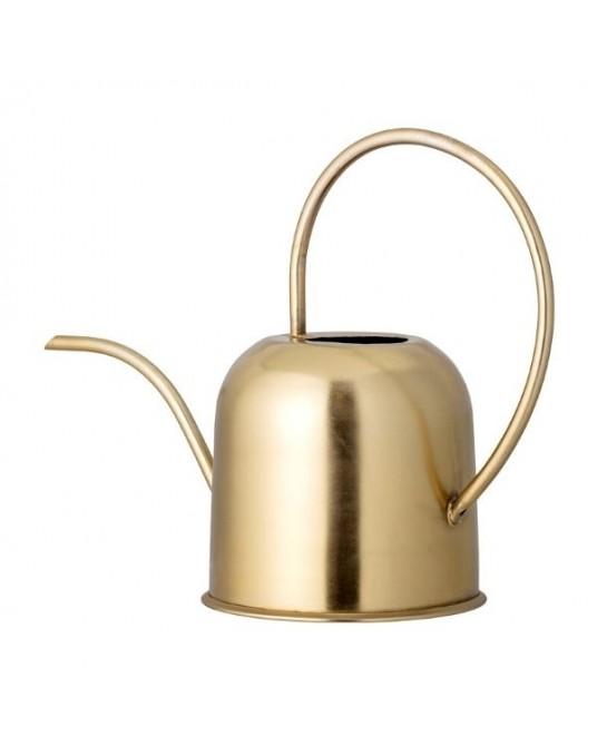 Metal Golden Watering Can