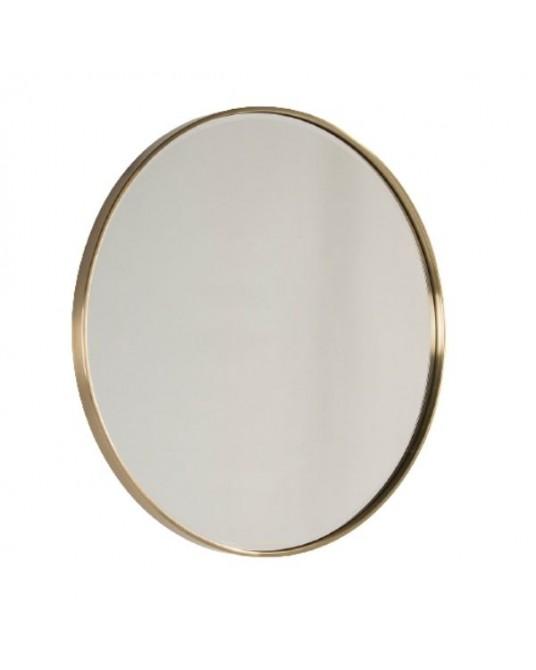 Espelho Edge Dourado