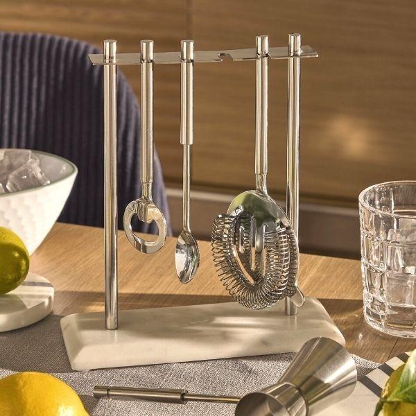 Kit Cocktail Aniceli Mármore