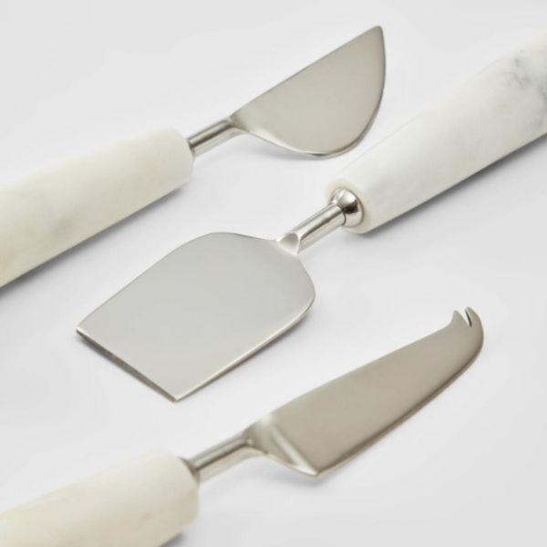 Set 3 facas Queijo Bluma
