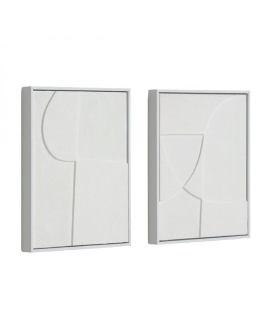 Set 2 Frames Beija 32x42x5cm