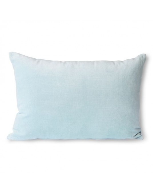 Pillow Blue Velvet