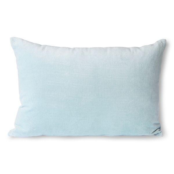 Almofada Veludo Azul