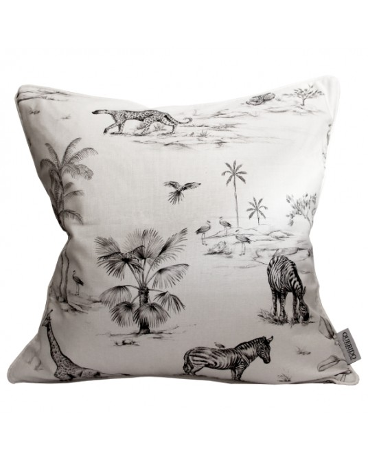 Pillow Safari Black