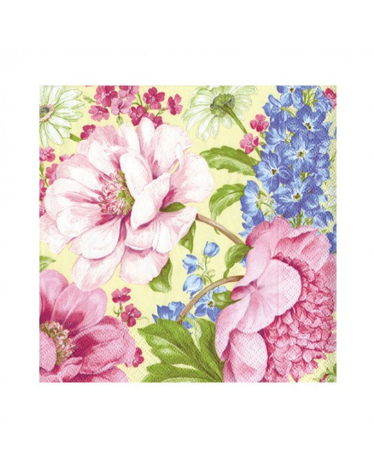 Summer Shower Paper Napkins