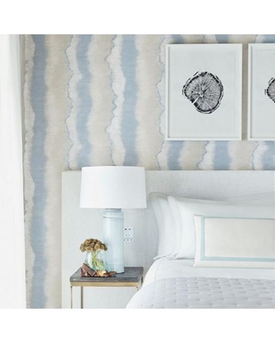 Wallpaper Geode Beige