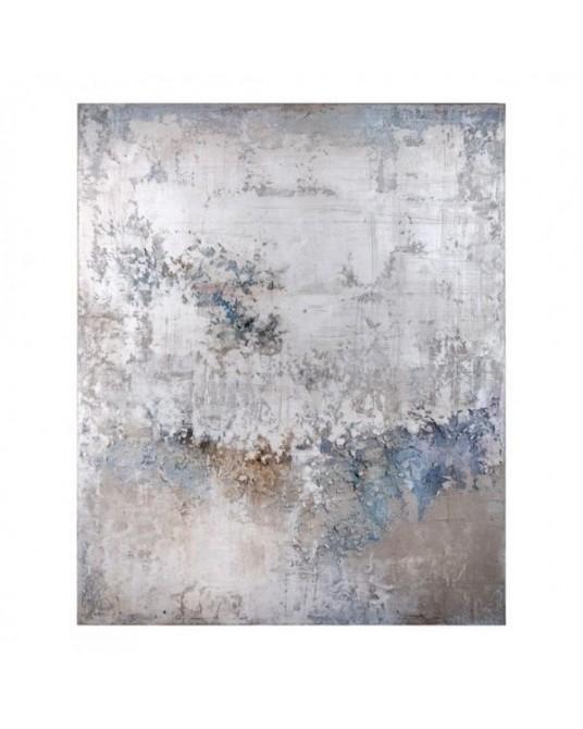 Tela White Flakes 120X150 cm