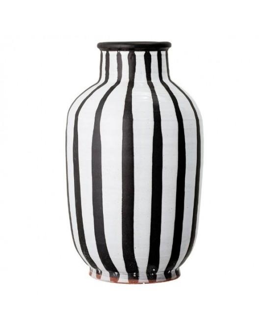 Vase Schila Stripes