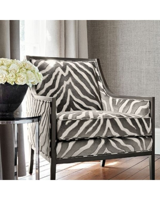 Etosha Velvet Sand Fabric