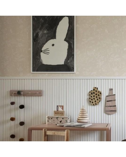 Wallpaper Hollie Peach