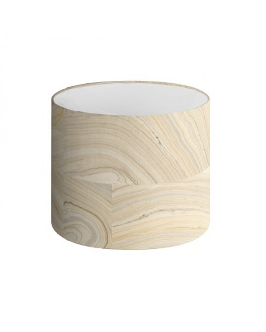 Lampshade Marqueterie Marbre
