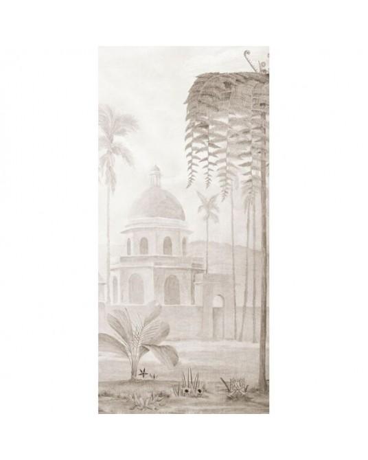 Painel Papel de Parede Isiria Sepia