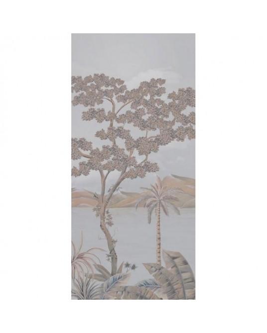 Painel Papel de Parede Floresta Ivory