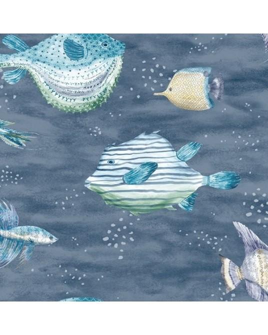 Papel de Parede Oceanna