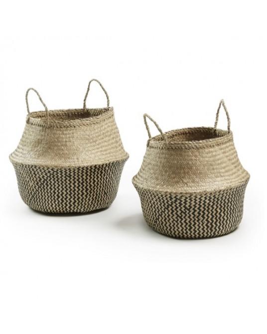 Set 2 cestos Thai