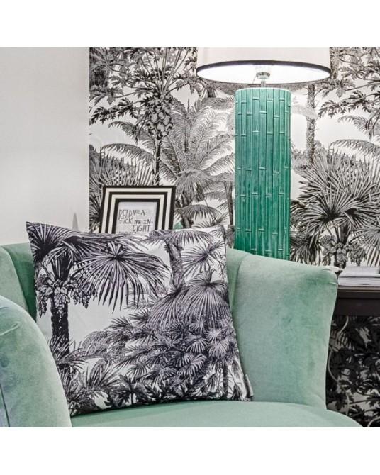 Almofada Palm Botanical