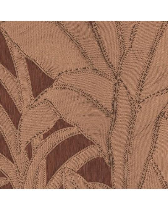 Papel de Parede Botanic Rust
