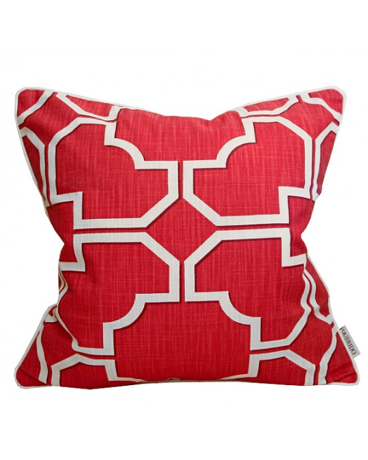 Pillow Riva Red