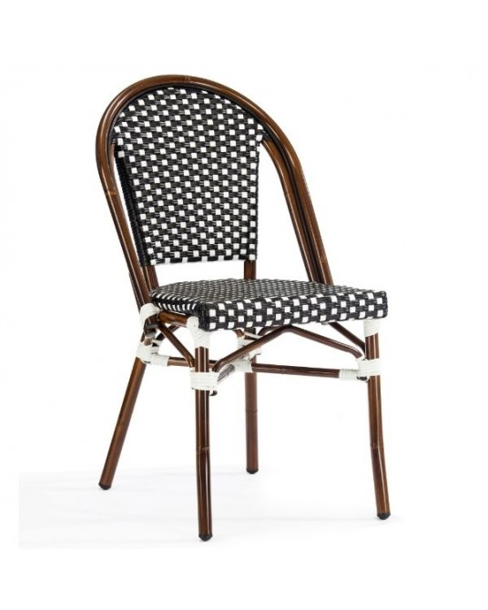 Outdoor Chair Toule Black
