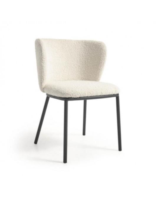 Chair Ciselia White