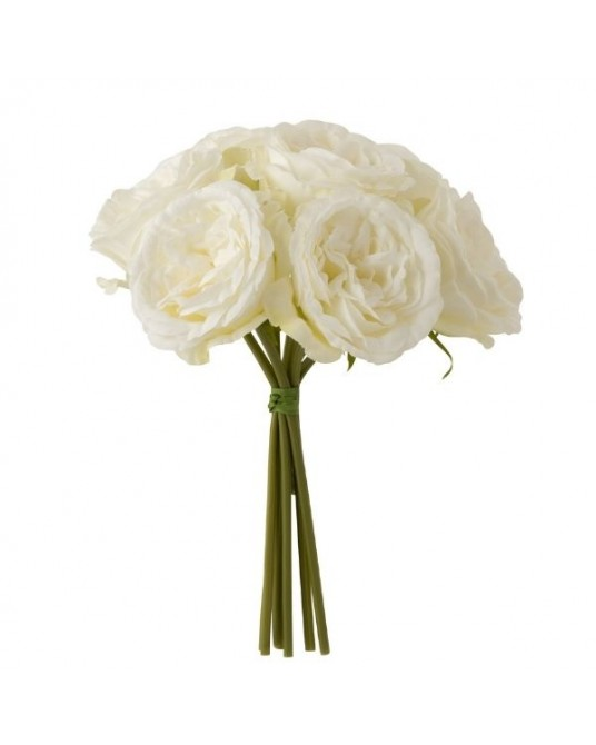 Bouquet 5 Roses White