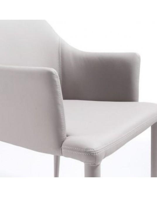 Cadeira Danai PU Beige