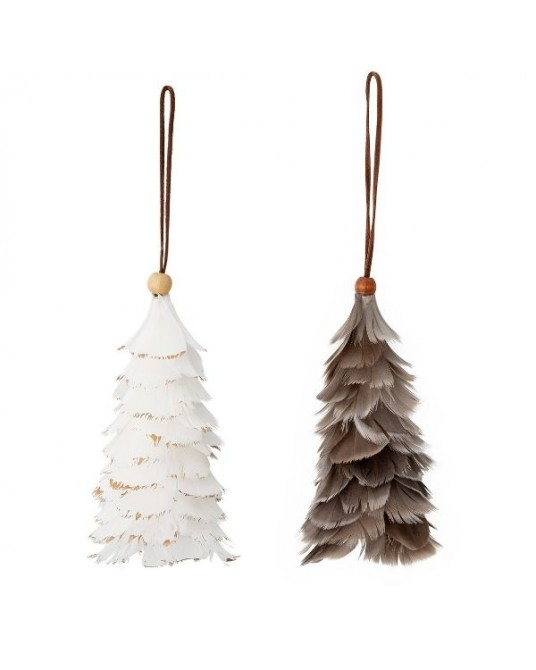 Set 2 Martia Ornaments